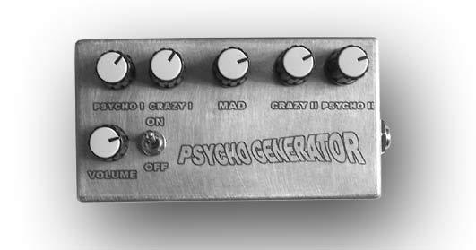 psycho generator benfox