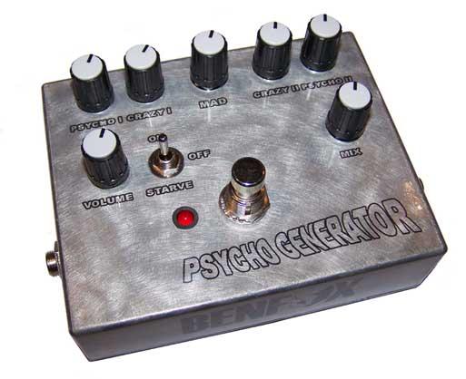 psycho generator mod benfox